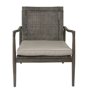 LaGuardia Armchair by Bayou Breeze Design