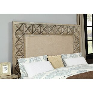 Northmoore Upholstered Panel Bed