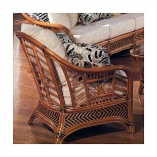 5200 Safari Chair by South Sea Rattan