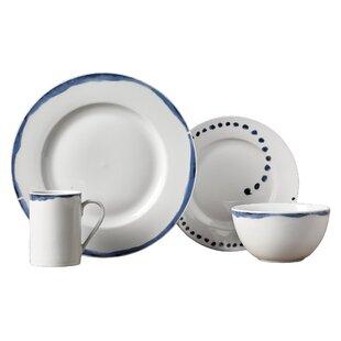 Stoneham 16 Piece Dinnerware Set Service for 4  sc 1 st  Joss \u0026 Main & Dinnerware Sets \u0026 Place Settings | Joss \u0026 Main