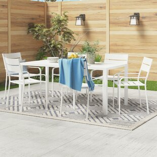 Brayden Studio Molnar 7 Piece Dining Set