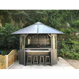 Grady 3 X 3m Patio Gazebo