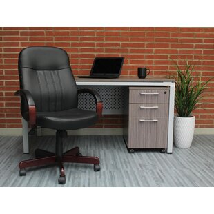 Best Price Kettler Executive Chair by Winston Porter Reviews (2019) & Buyer's Guide