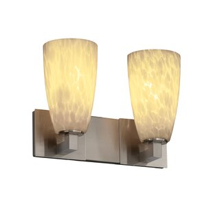 Brayden Studio Christion 2-Light Vanity Light