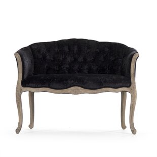 Lohman Upholstered Bench by Rosdorf Park