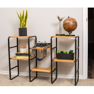 Adona Rectangular Multitiered Plant Stand