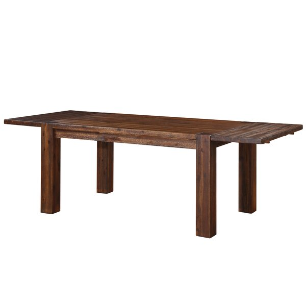 Loon Peak Gibson Extendable Dining Table U0026 Reviews | Wayfair