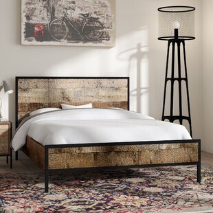 Alamo Bed Frame By Three Posts