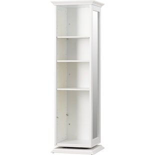 Rob Swivel Storage Accent Cabinet