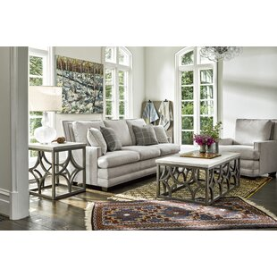 Dalmatia 2 Piece Coffee Table Set