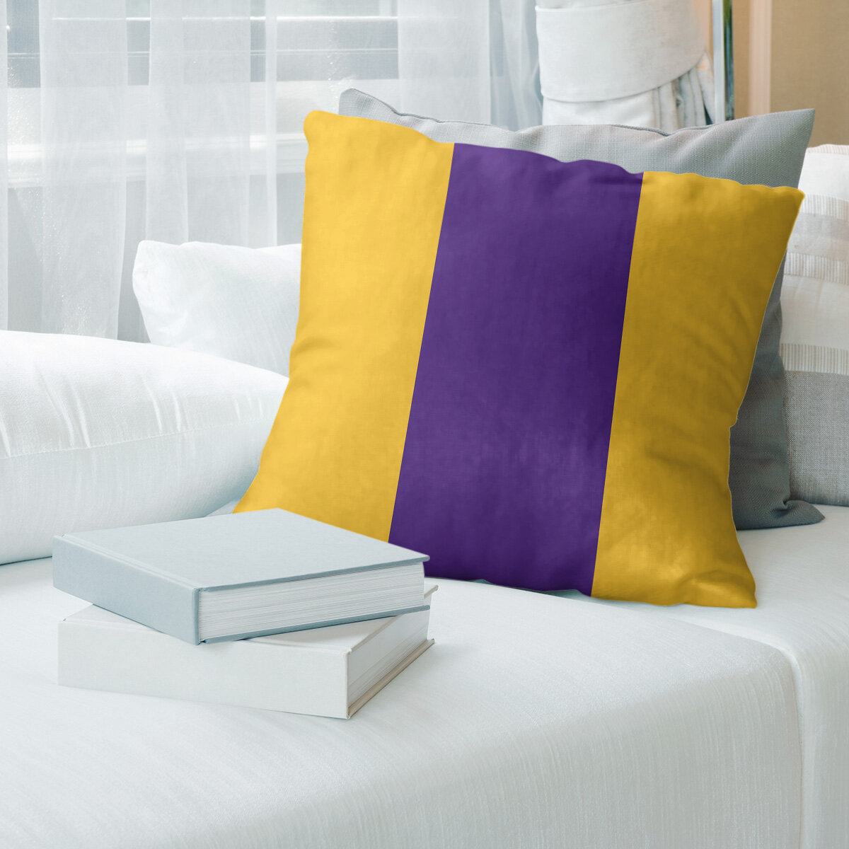 East Urban Home Minnesota Football Throw Pillow Wayfair
