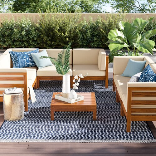 Patio Furniture Farmhouse Room Design Ideas Joss Main