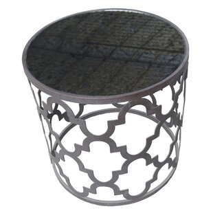 Llewellyn End Table by 17 Stories