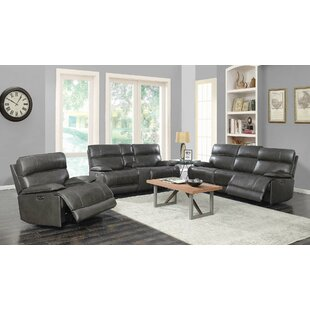 Nichol Power Configurable Living Room Set