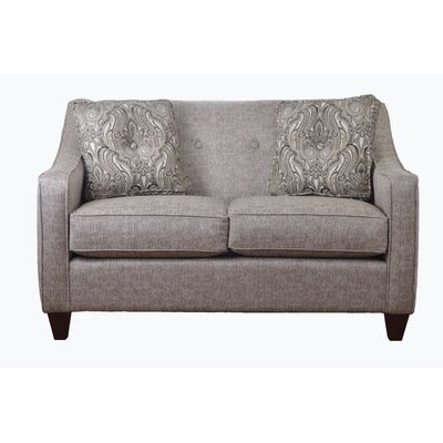 Pleasant Incline Fabric Loveseat Craftmaster Pabps2019 Chair Design Images Pabps2019Com