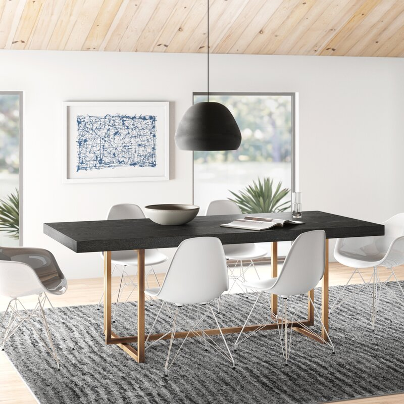 Alfonso Dining Table Reviews Allmodern