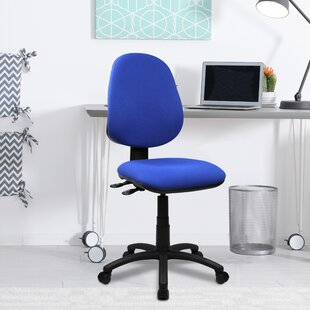 Holden Mid-Back Desk Chair By Symple Stuff