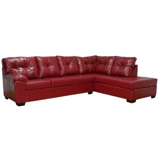 Camden Sectional By Three Posts