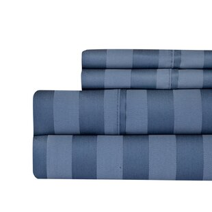 Berwyn 650 Thread Count Cotton 4-Piece Sheet Set