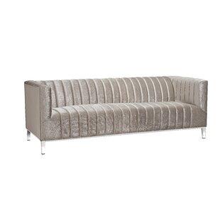 Everly Quinn Anson Modern Sofa