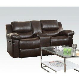 Xenos Motion Console Reclining Sofa