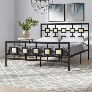 Chee Modern Queen Upholstered Standard Bed