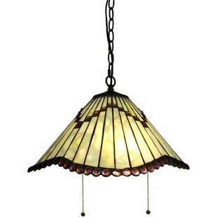 Warehouse of Tiffany Ahlai 2-Light Inverted Pendant