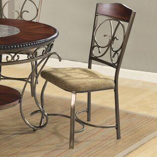 Thomaston Upholstered Dining Chair (Set Of 2) by Astoria Grand #2