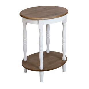Grace End Table by Rosalind Wheeler