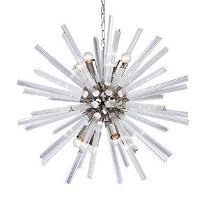 Laursen 8-Light Sputnik Chandelier