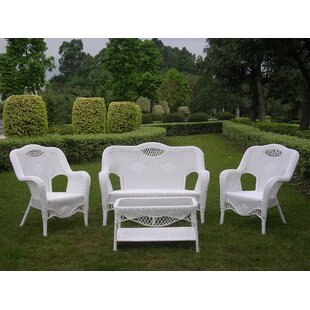 Maui 4 Piece Sofa Set