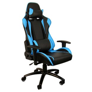 Ergonomic Gaming Chair by H&D Restaurant Supply, Inc. No Copoun