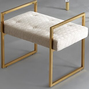 Caine Bench by Jonathan Adler