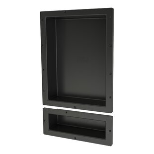 Double Recessed Shelf by Tile Redi