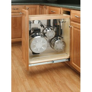 Rev-A-Shelf Stainless Steel Base Pullout Drawer