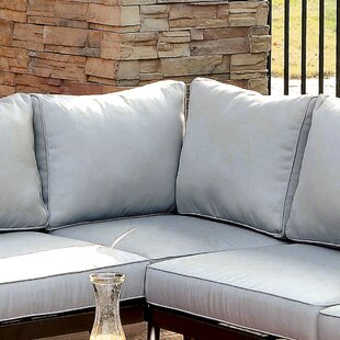 Bendale Contemporary Outdoor Sectional