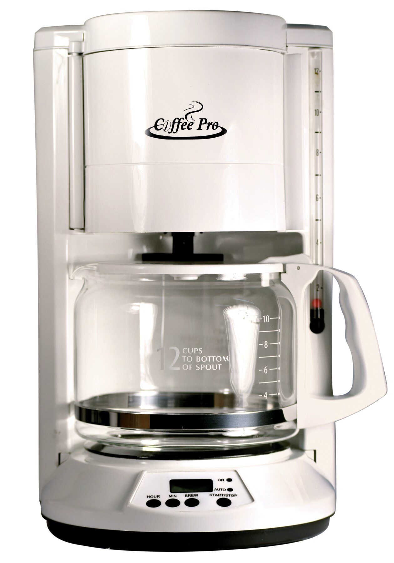 CoffeePro 12-Cup Coffee Maker  9ab648f1c