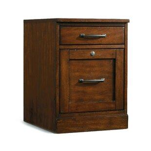Hooker Furniture Wendover 2-Drawer Vertical File
