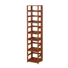 Flip Flop Square Folding 67 Standard Bookcase by Regency