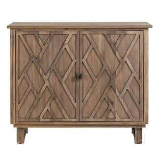 Westling Chippendale Fretwork 2 Door Accent Cabinet by Union Rustic SKU:CB559423 Guide