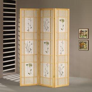 Best Choices Nidhi Shoji 3 Panel Room Divider ByOphelia & Co.