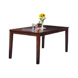 Downieville-Lawson-Dumont Solid Wood Dining Table by Loon Peak®