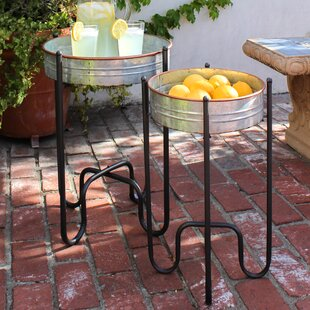 Mcdougle Butler 2 Piece Tray Table by Williston Forge