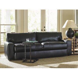 Island Fusion Leather Sofa