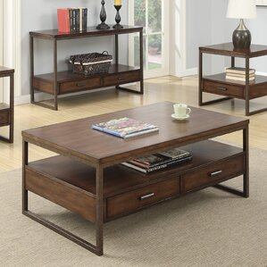 Groesbeck Coffee Table by Bray..