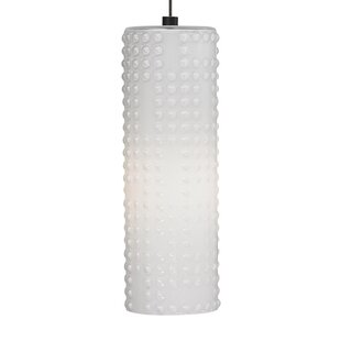 LBL Lighting Arik 1-Light Cylinder Pendant