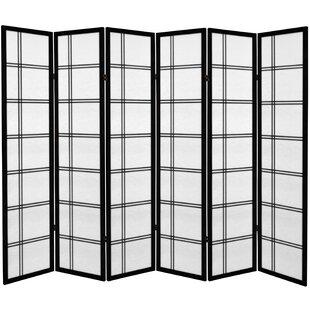 Bloomsbury Market Sandell 6 Panel Room Divider