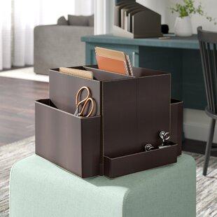 Rebrilliant Folding Desk Organizer