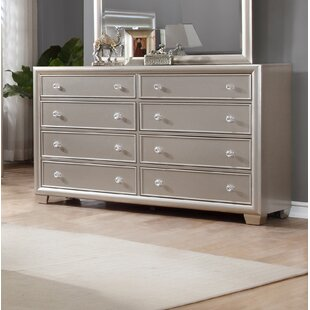 House of Hampton Chumley 8 Drawer Double Dresser