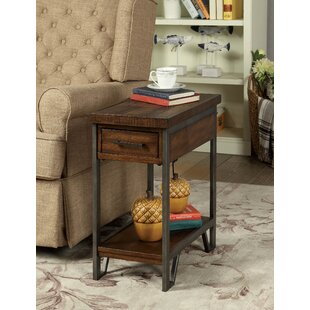 Tallant End Table by Millwood ..